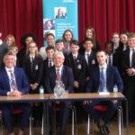 John Bercow Cottesloe School